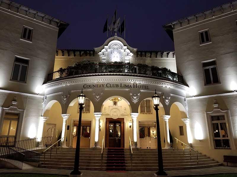 Country Club Lima Hotel Peru