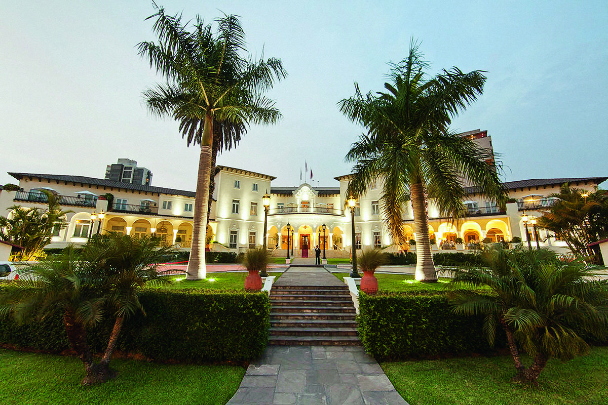 Country Club Lima Hotel