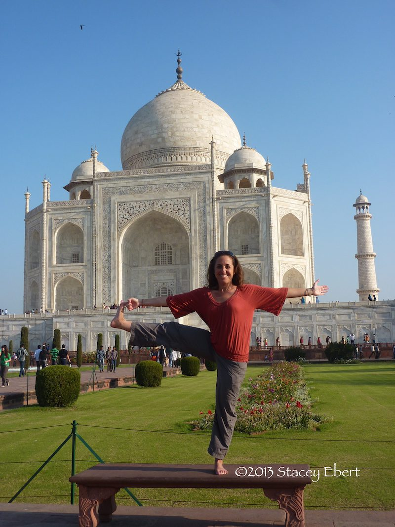 Taj Mahal, India - Stacey Ebert