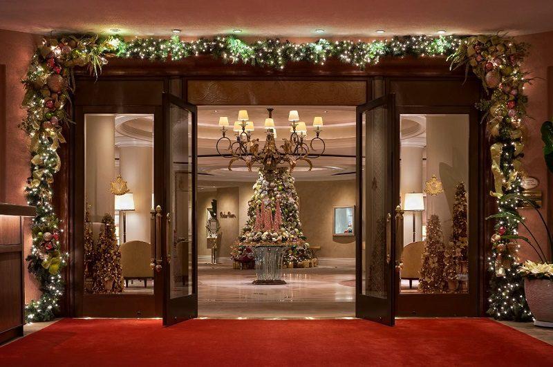 The Beverley Hills Hotel