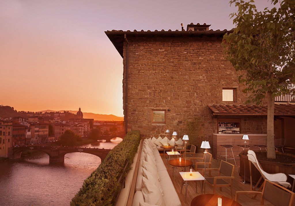 The Lungarno Collection - Florence & Rome, Italy