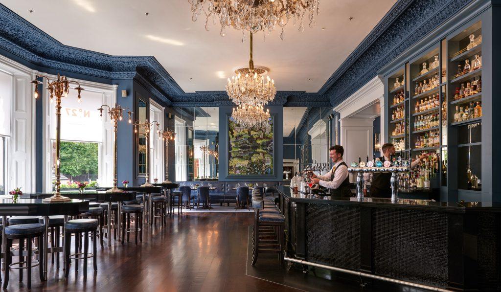 The Shelbourne Hotel, Dublin, Ireland
