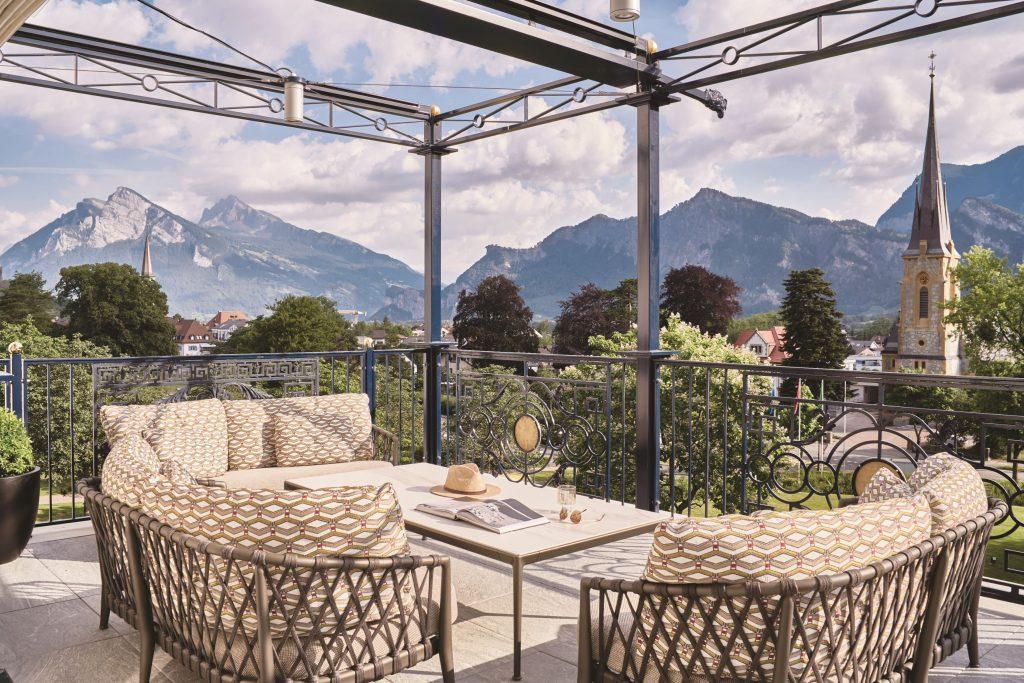 Grand Resort Bad Ragaz - Bad Ragaz, Switzerland