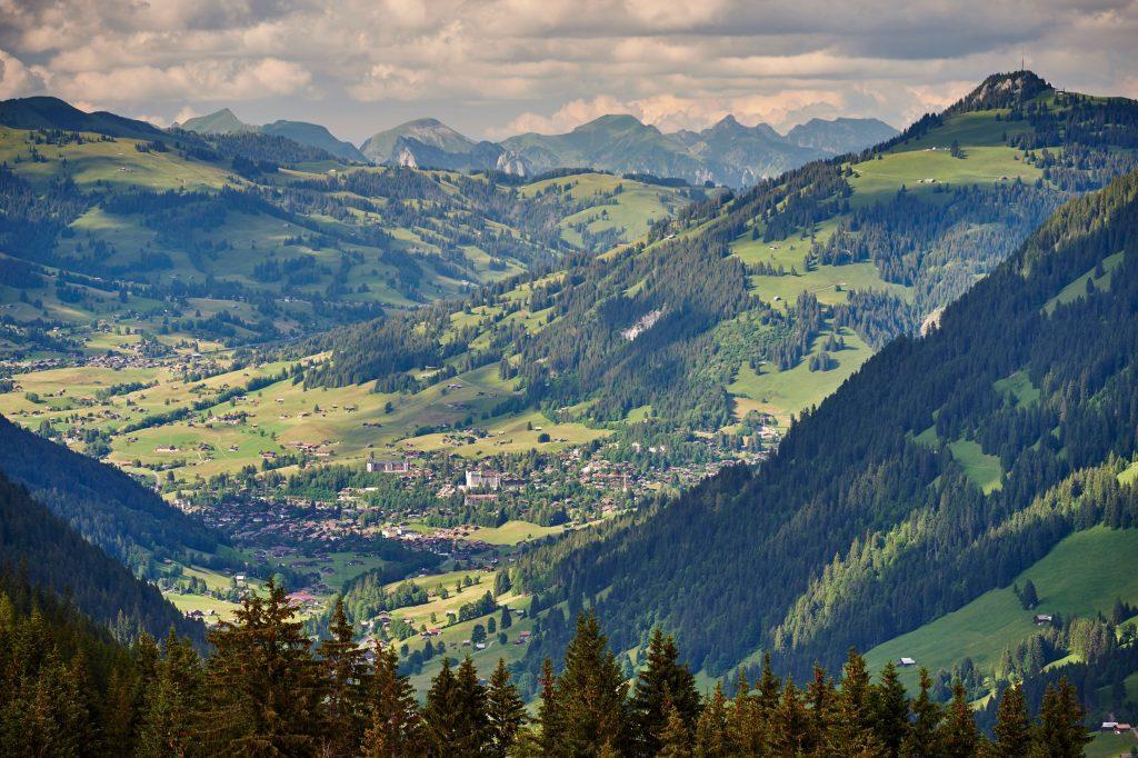 Gstaad Palace - Gstaad, Switzerland