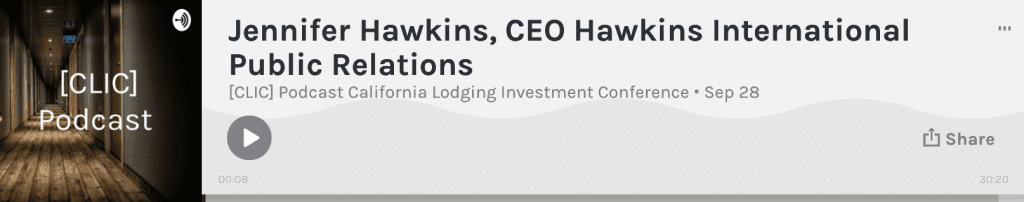 https://anchor.fm/craig859/episodes/Jennifer-Hawkins--CEO-Hawkins-International-Public-Relations-ek9shu